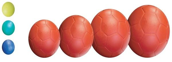 Pelota Foam SOFTEE