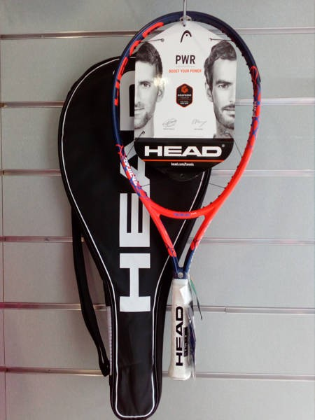 Raqueta Tenis-Frontenis HEAD GRAPHENE TOUCH PWR RADICAL
