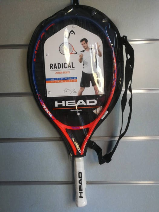 Raqueta Tenis Junior HEAD RADICAL 23 2019